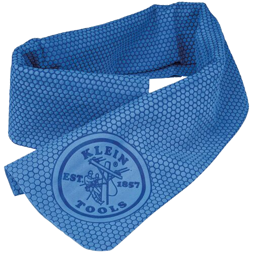 Klein Tools Cooling Towel Blue