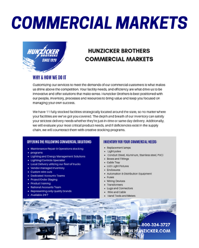 Commercial Markets