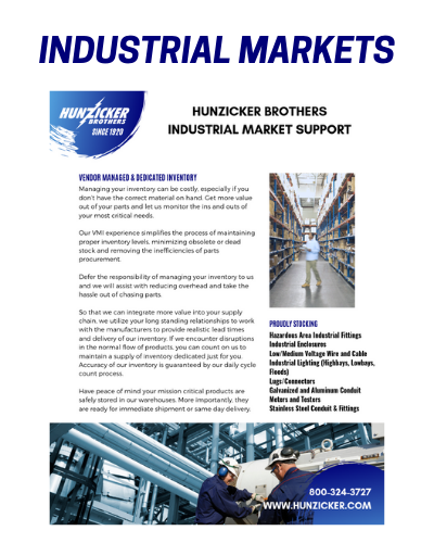 Industrial Markets