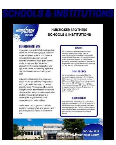 Schools & Institutions